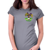 The Goalkeeper Womens Fitted T-Shirt