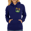 The Goalkeeper Womens Hoodie