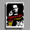 THE GODFATHER Poster Print (Portrait)