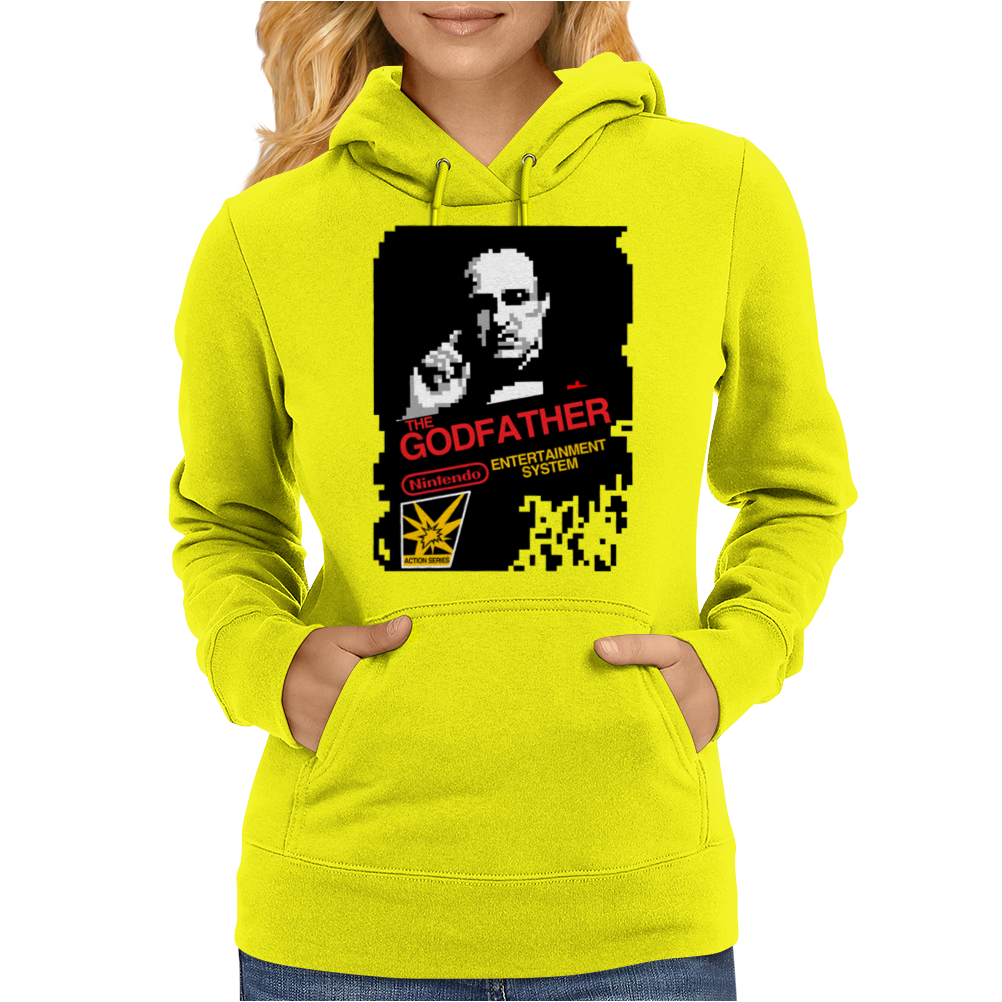 THE GODFATHER Womens Hoodie