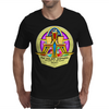 The Golden Shepherd - Children of Bethlehem Church (Real artwork for fake businesses series) Mens T-Shirt