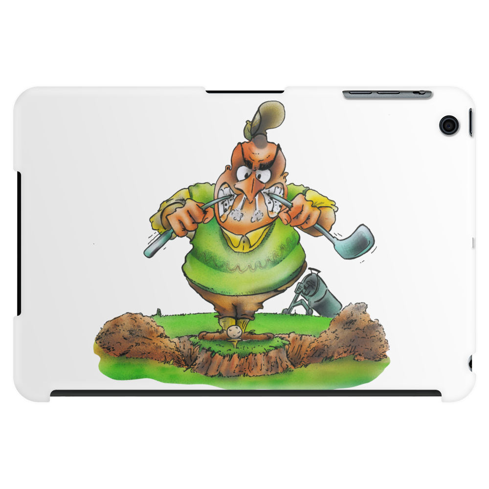 The Golfer Tablet (horizontal)