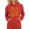The Good The Bad & The Ugly Womens Hoodie