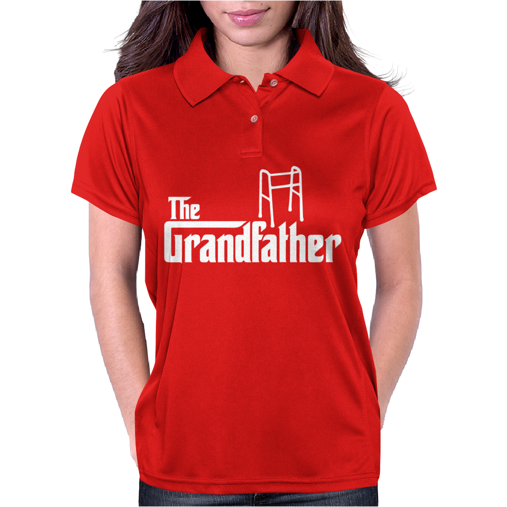 The Grandfather Womens Polo