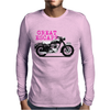 The Great Escape Motorcycle Mens Long Sleeve T-Shirt