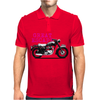 The Great Escape Motorcycle Mens Polo