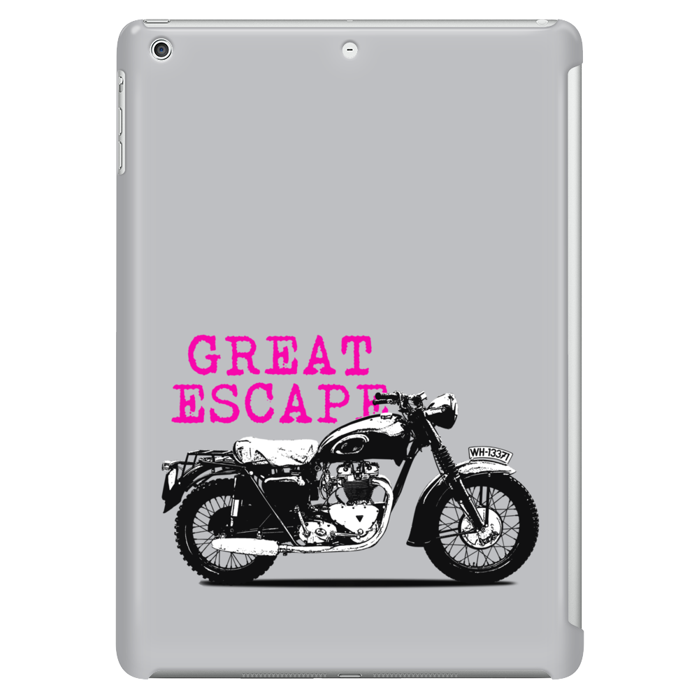 The Great Escape Motorcycle Tablet