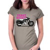 The Great Escape Motorcycle Womens Fitted T-Shirt