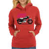 The Great Escape Motorcycle Womens Hoodie