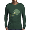 The Great Gazoo The Flintstones Mens Long Sleeve T-Shirt