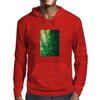 The Green sky Mens Hoodie