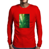 The Green sky Mens Long Sleeve T-Shirt