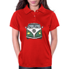 The Green Van Womens Polo
