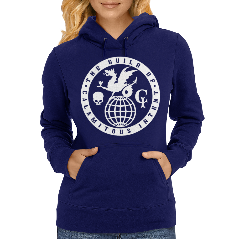 The Guild of Calamitous Intent Womens Hoodie