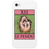The Hanged Man Tarot Card – number 12, Le Pendu. Phone Case