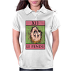 The Hanged Man Tarot Card – number 12, Le Pendu. Womens Polo