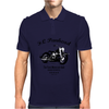The Harley FL Panhead Mens Polo