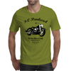 The Harley FL Panhead Mens T-Shirt