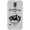 The Harley FL Panhead Phone Case