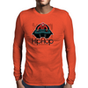 The Hip Hop Generation Mens Long Sleeve T-Shirt
