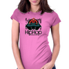 The Hip Hop Generation Womens Fitted T-Shirt
