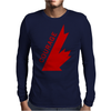 The Hip Mens Long Sleeve T-Shirt