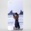 The Hippies Lovers in Arambol Goa Phone Case