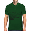 The Hobbit Meals Mens Polo