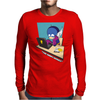 The Horny Heroes Mens Long Sleeve T-Shirt