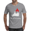 The Huf Is On Fire Mens T-Shirt