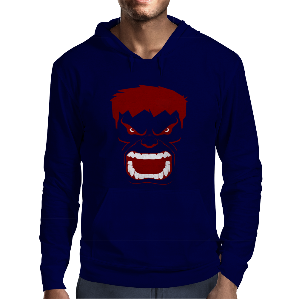 The Hulk Avengers Marvel Mens Hoodie