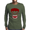 The Hulk Avengers Marvel Mens Long Sleeve T-Shirt