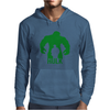 THE HULK INSPIRED SUPERHERO Mens Hoodie