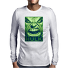The Hulk Poster, Ideal Gift or Birthday Present. Mens Long Sleeve T-Shirt