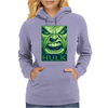The Hulk Poster, Ideal Gift or Birthday Present. Womens Hoodie
