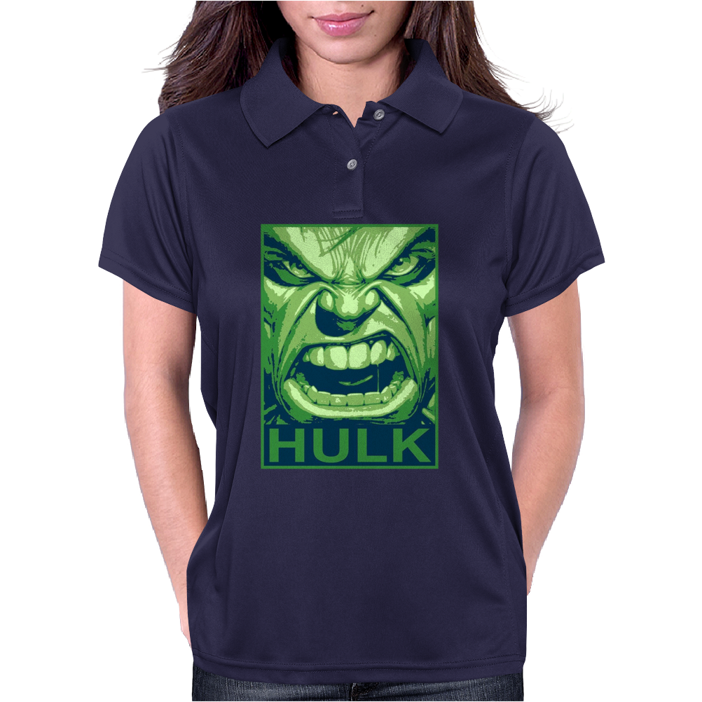 The Hulk Poster, Ideal Gift or Birthday Present. Womens Polo