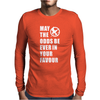 THE HUNGER GAMES Mens Long Sleeve T-Shirt