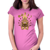 The Hunters Womens Fitted T-Shirt