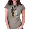 The I Love You I Know Womens Fitted T-Shirt