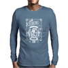 The Iceberg Lounge Penguin Mens Long Sleeve T-Shirt
