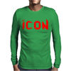 The Icon Mens Long Sleeve T-Shirt