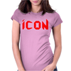 The Icon Womens Fitted T-Shirt