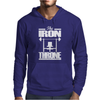 The Iron Throne Mens Hoodie