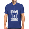 The Iron Throne Mens Polo