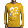 The It Crowd Faces Mens Long Sleeve T-Shirt