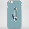 The Jaguar XK140 Phone Case