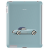 The Jaguar XK140 Tablet (vertical)