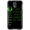 The Jedi Code (Green) Phone Case