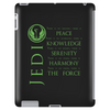 The Jedi Code (Green) Tablet (vertical)
