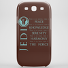 The Jedi Code Phone Case